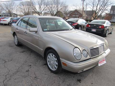 1998 Mercedes-Benz E-Class for sale at St. Mary Auto Sales in Hilliard OH