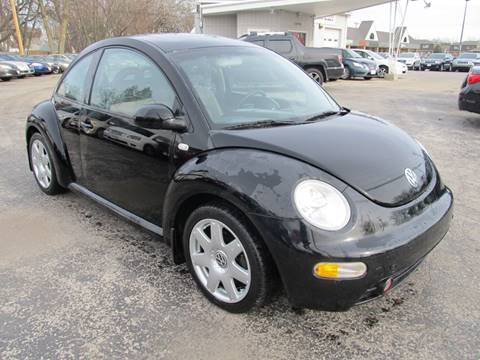 2001 Volkswagen New Beetle for sale at St. Mary Auto Sales in Hilliard OH
