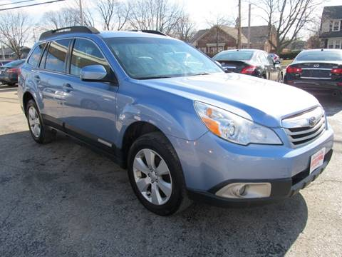 2010 Subaru Outback for sale at St. Mary Auto Sales in Hilliard OH