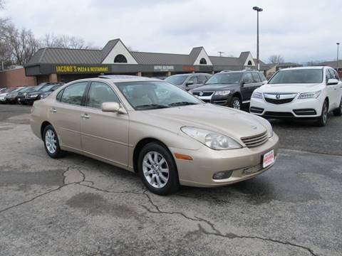 2004 Lexus ES 330 for sale at St. Mary Auto Sales in Hilliard OH