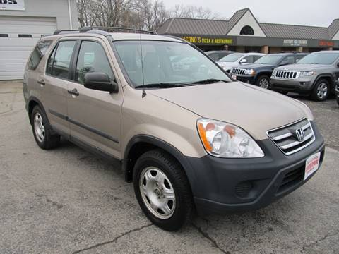 2006 Honda CR-V for sale at St. Mary Auto Sales in Hilliard OH