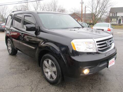 2015 Honda Pilot for sale at St. Mary Auto Sales in Hilliard OH