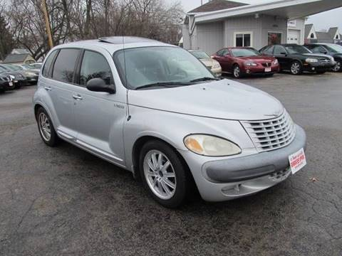 2002 Chrysler PT Cruiser for sale at St. Mary Auto Sales in Hilliard OH