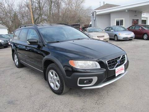 2009 Volvo XC70 for sale at St. Mary Auto Sales in Hilliard OH