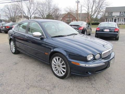 2008 Jaguar X-Type for sale at St. Mary Auto Sales in Hilliard OH