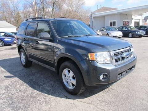 2009 Ford Escape for sale at St. Mary Auto Sales in Hilliard OH