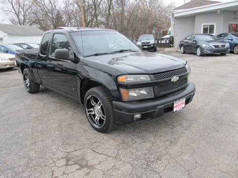 2007 Chevrolet Colorado for sale at St. Mary Auto Sales in Hilliard OH