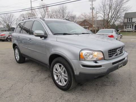 2012 Volvo XC90 for sale at St. Mary Auto Sales in Hilliard OH