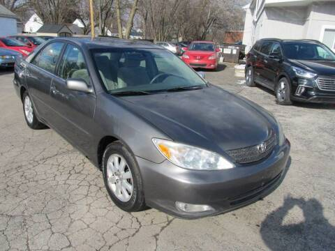 2003 Toyota Camry for sale at St. Mary Auto Sales in Hilliard OH