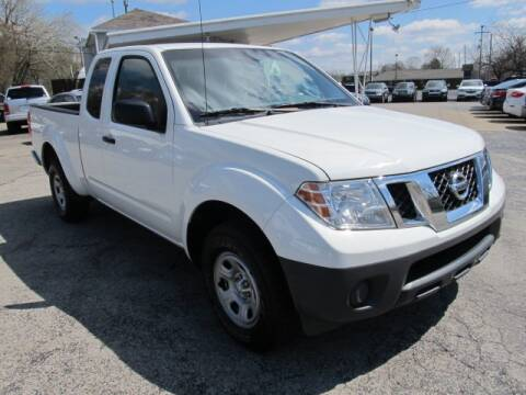 2014 Nissan Frontier for sale at St. Mary Auto Sales in Hilliard OH