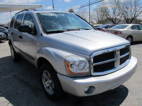 2006 Dodge Durango for sale at St. Mary Auto Sales in Hilliard OH