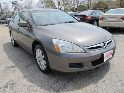 2006 Honda Accord for sale at St. Mary Auto Sales in Hilliard OH