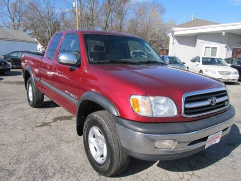 2002 Toyota Tundra for sale at St. Mary Auto Sales in Hilliard OH