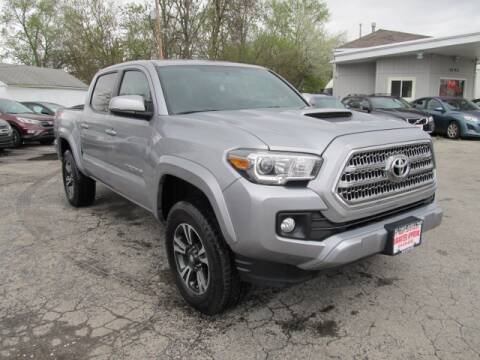 2017 Toyota Tacoma for sale at St. Mary Auto Sales in Hilliard OH