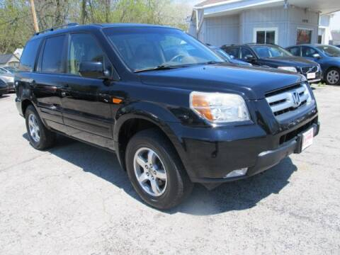 2006 Honda Pilot for sale at St. Mary Auto Sales in Hilliard OH