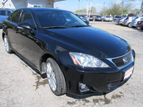 2011 Lexus IS 250 for sale at St. Mary Auto Sales in Hilliard OH