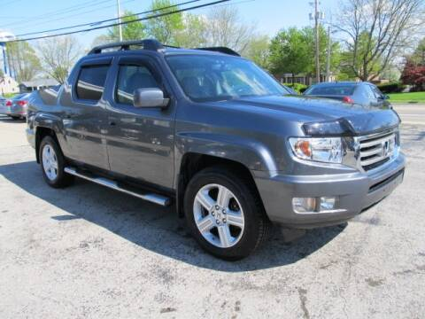 2013 Honda Ridgeline for sale at St. Mary Auto Sales in Hilliard OH