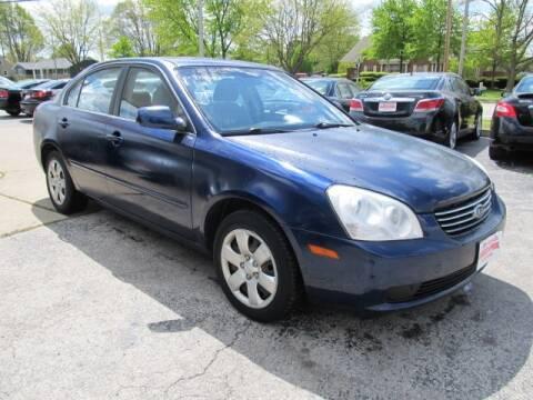 2008 Kia Optima for sale at St. Mary Auto Sales in Hilliard OH