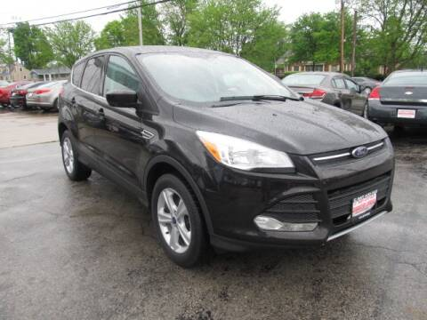 2013 Ford Escape for sale at St. Mary Auto Sales in Hilliard OH