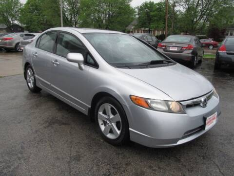 2007 Honda Civic for sale at St. Mary Auto Sales in Hilliard OH