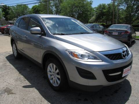 2010 Mazda CX-9 for sale at St. Mary Auto Sales in Hilliard OH