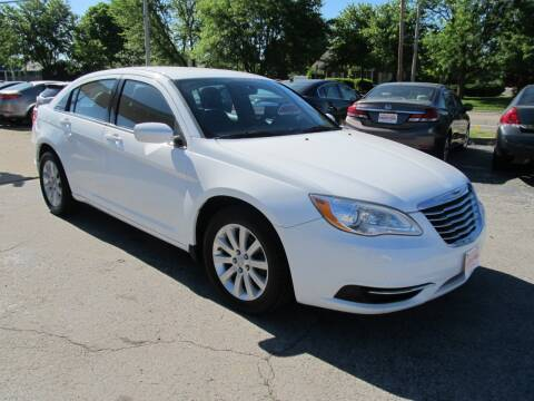 2014 Chrysler 200 for sale at St. Mary Auto Sales in Hilliard OH