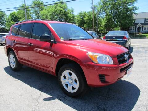 2012 Toyota RAV4 for sale at St. Mary Auto Sales in Hilliard OH