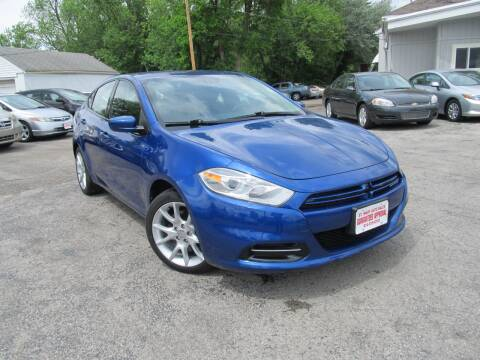2013 Dodge Dart for sale at St. Mary Auto Sales in Hilliard OH