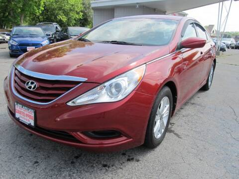2013 Hyundai Sonata for sale at St. Mary Auto Sales in Hilliard OH