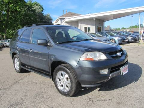2003 Acura MDX for sale at St. Mary Auto Sales in Hilliard OH