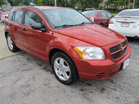 2007 Dodge Caliber for sale at St. Mary Auto Sales in Hilliard OH