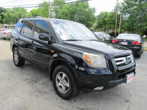2007 Honda Pilot for sale at St. Mary Auto Sales in Hilliard OH