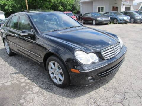 2007 Mercedes-Benz C-Class for sale at St. Mary Auto Sales in Hilliard OH
