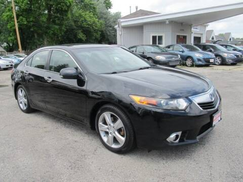 2011 Acura TSX for sale at St. Mary Auto Sales in Hilliard OH