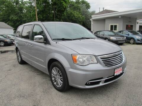 2014 Chrysler Town and Country for sale at St. Mary Auto Sales in Hilliard OH
