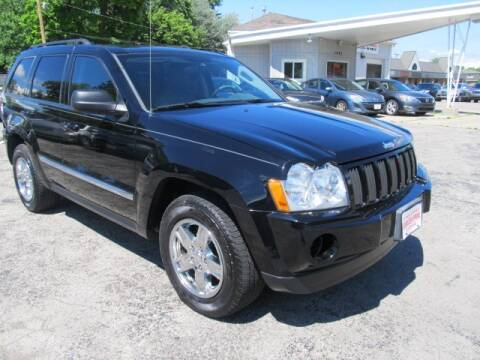 2007 Jeep Grand Cherokee for sale at St. Mary Auto Sales in Hilliard OH