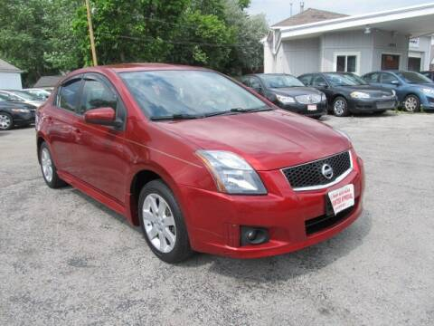 2011 Nissan Sentra for sale at St. Mary Auto Sales in Hilliard OH