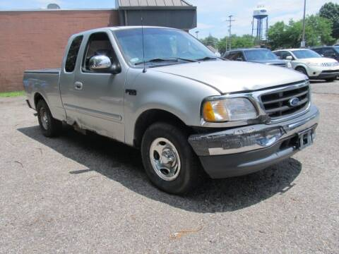 2001 Ford F-150 for sale at St. Mary Auto Sales in Hilliard OH