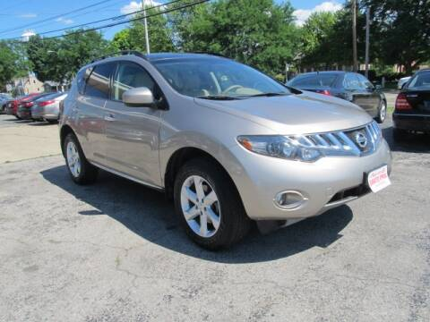 2009 Nissan Murano for sale at St. Mary Auto Sales in Hilliard OH