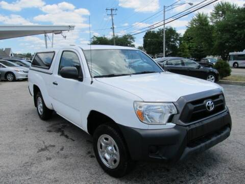 2014 Toyota Tacoma for sale at St. Mary Auto Sales in Hilliard OH