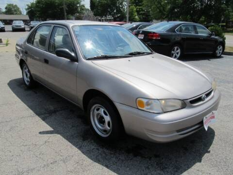 1998 Toyota Corolla for sale at St. Mary Auto Sales in Hilliard OH