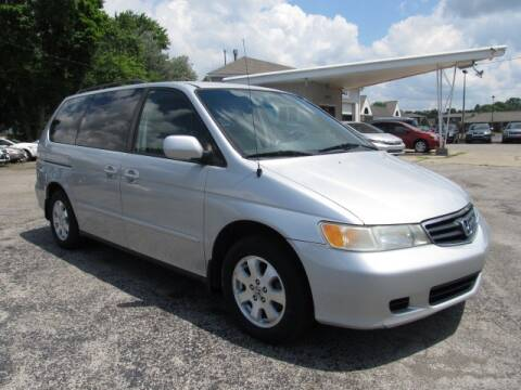 2003 Honda Odyssey for sale at St. Mary Auto Sales in Hilliard OH
