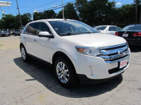 2011 Ford Edge for sale at St. Mary Auto Sales in Hilliard OH