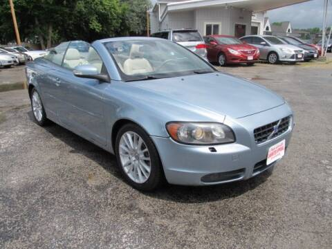 2008 Volvo C70 for sale at St. Mary Auto Sales in Hilliard OH