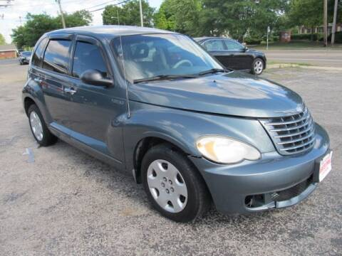2006 Chrysler PT Cruiser for sale at St. Mary Auto Sales in Hilliard OH