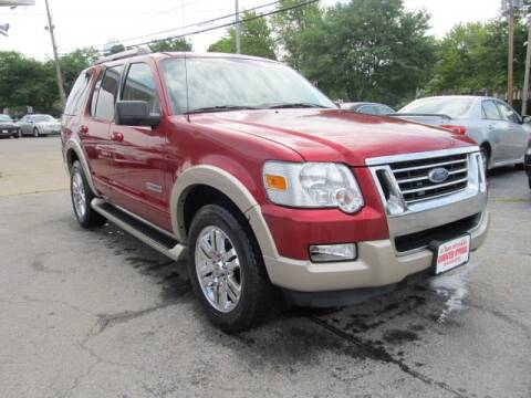 2007 Ford Explorer for sale at St. Mary Auto Sales in Hilliard OH