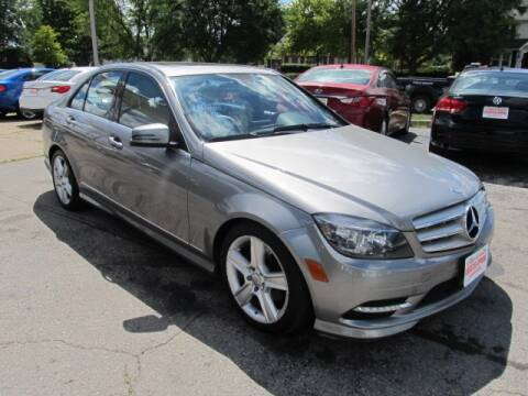 2011 Mercedes-Benz C-Class for sale at St. Mary Auto Sales in Hilliard OH