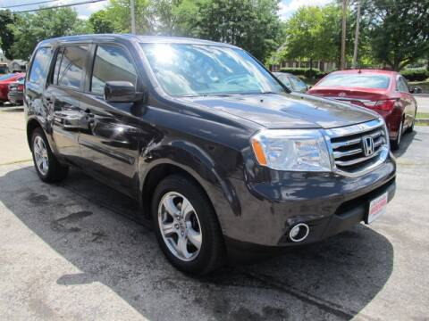 2013 Honda Pilot for sale at St. Mary Auto Sales in Hilliard OH
