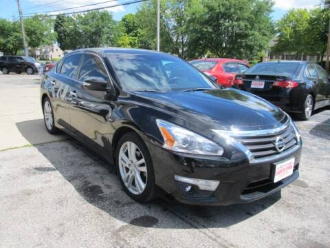 2015 Nissan Altima for sale at St. Mary Auto Sales in Hilliard OH