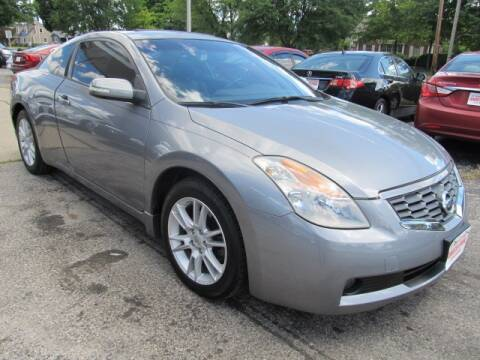 2008 Nissan Altima for sale at St. Mary Auto Sales in Hilliard OH